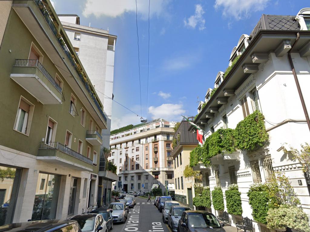 Milano via Soresina