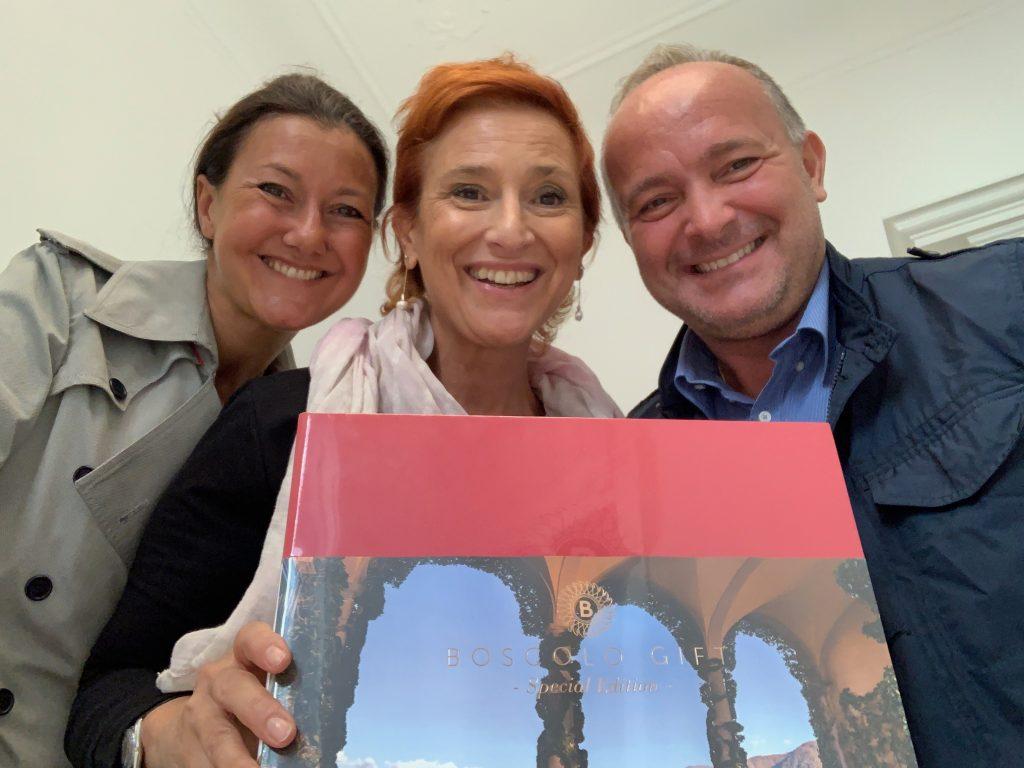 Venditrice soddisfatta di casa a Milano: Elena Bonfiglio