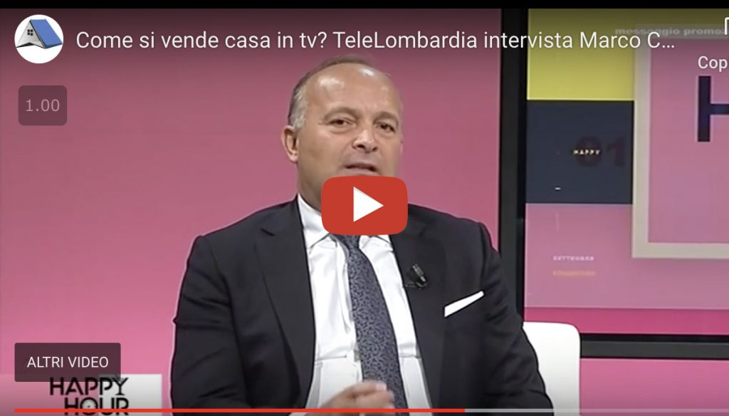 Marco Cassanelli in Tv